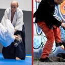 Respuesta a @CienciaMundana: tatami impoluto, peleas callejeras y patadas en los huevos