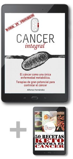 Imagen de la portada del libro de Cáncer Integral